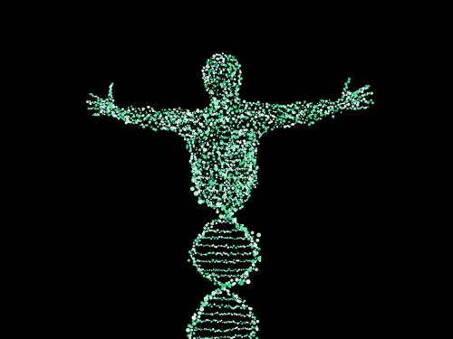 Theta Healing, DNK i Starenje